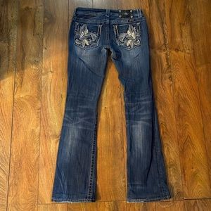 Gorgeous Miss Me boot jeans